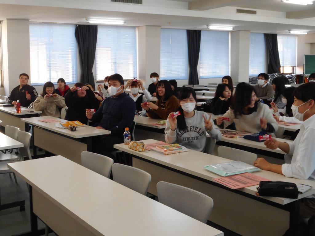 「介護福祉士」国家試験の合格に向けて決起大会を開催!